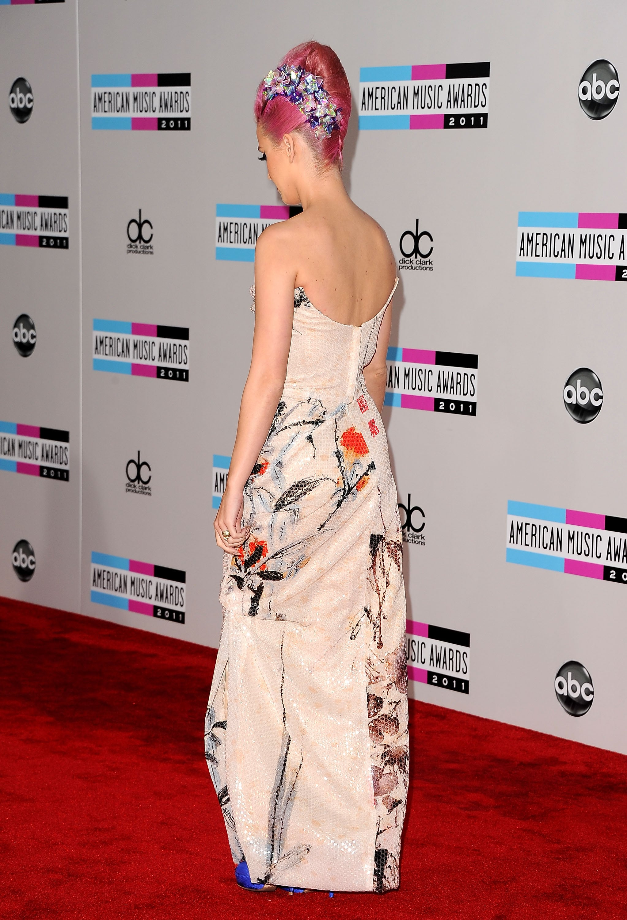 Katy Perry at the American Music Awards.