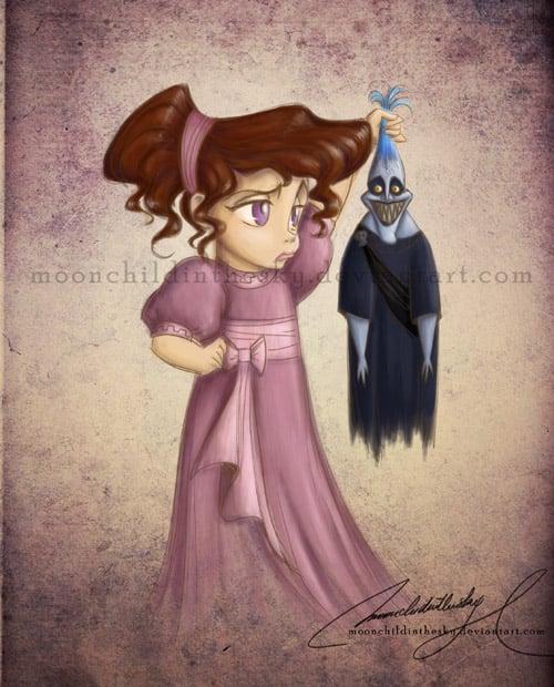 Child Princess Meg