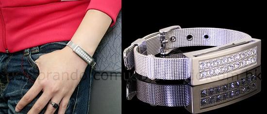 Jeweled USB Bracelet: Love It or Leave It?