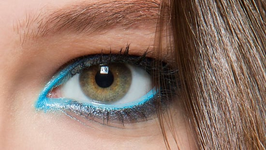 How To Wear Eyeliner In Colors Other Than Black And Brown