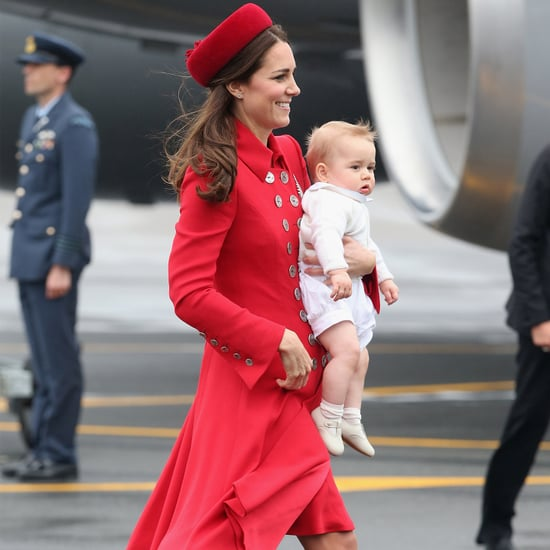 Kate Middleton's Clothes in Australia and New Zealand