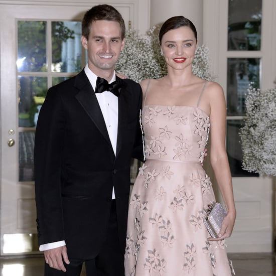 Miranda Kerr's Engagement Ring From Evan Spiegel