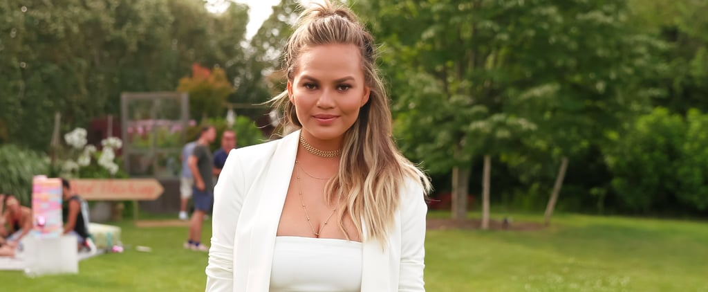 The 3-Piece Summer Outfit Chrissy Teigen's Been Wearing Everywhere
