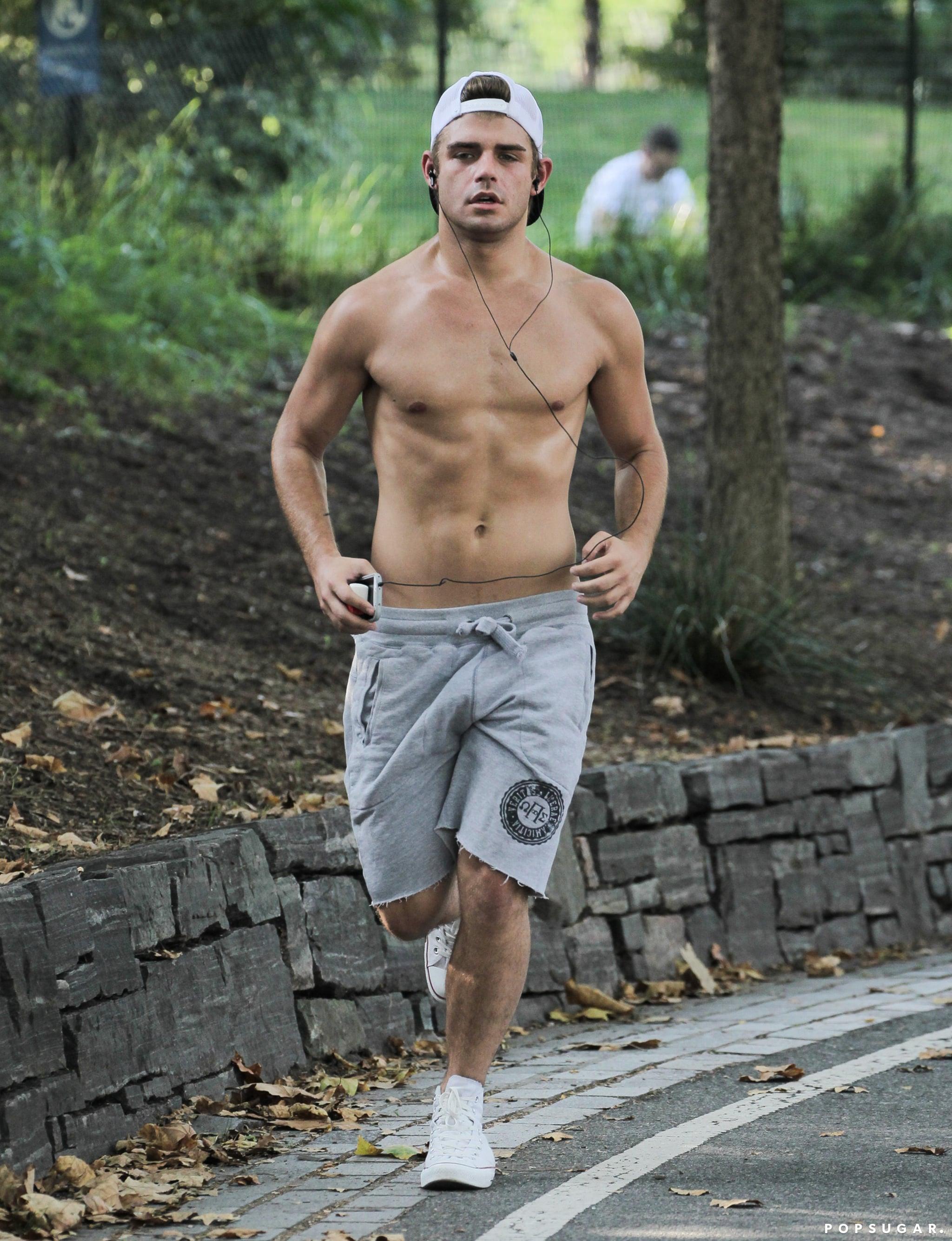 23: Garrett Clayton