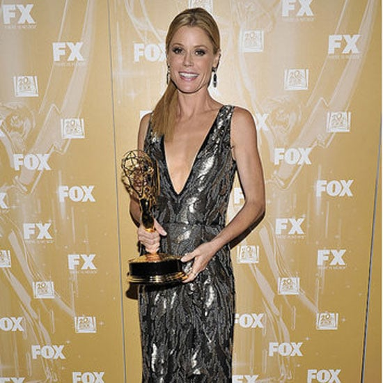 Julie Bowen, Cat Deeley, Lea Michele Pictures at Fox Emmys Party