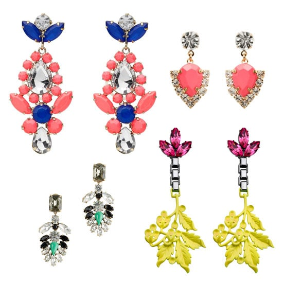 Fab's Fast Five: Dramatic Drop Earrings