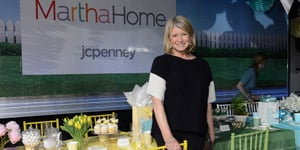 """Martha Stewart Shares Her Top Party Planning Tips and Tells Us Women """"Can Never Have It All"""""""