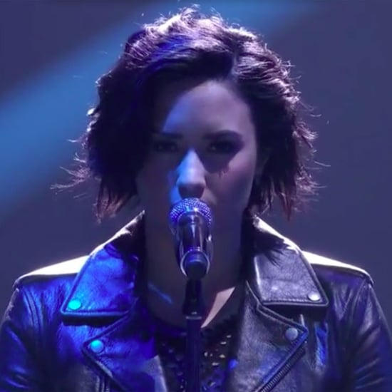 Demi Lovato American Idol Performance Video March 2016