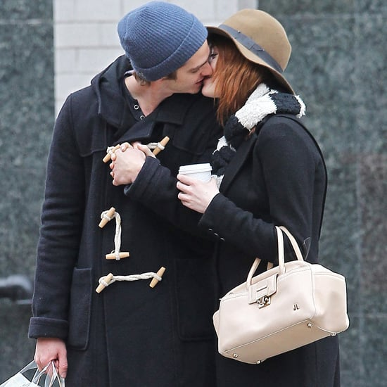 Andrew Garfield and Emma Stone's Cutest Pictures
