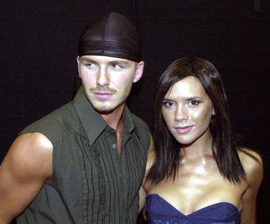 Shortly after their first anniversary, the couple went to a party in London in July 2000.