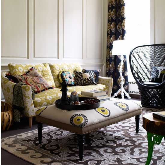 Do You Layer Patterns at Your Home?