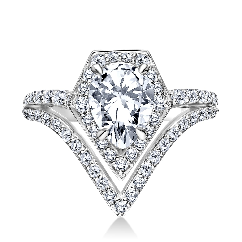 karl lagerfeld engagement rings popsugar fashion australia