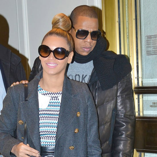 Beyonce and Jay-Z Shopping on Christmas Eve | Pictures