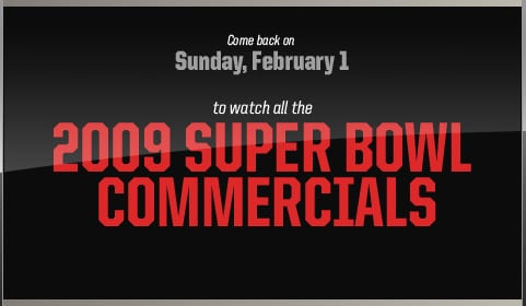 Catch All the Super Bowl Commercials on AOL