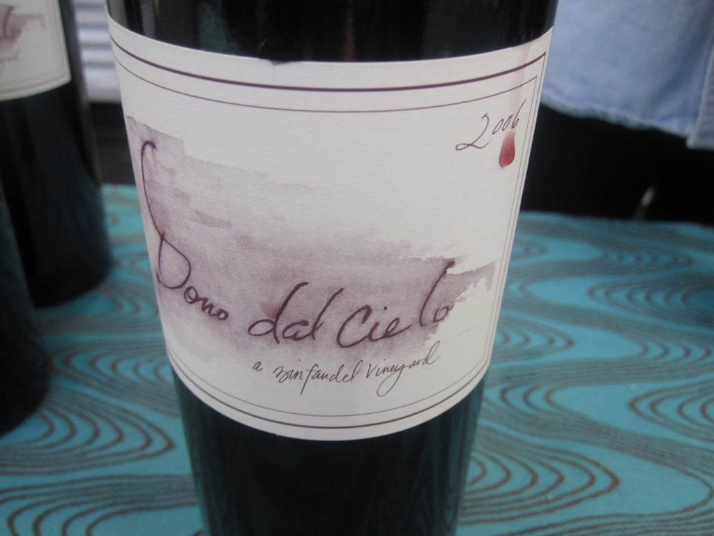Dono dal Cielo means gift from heaven, and this Zin was just that. It was like drinking liquid rubies.
