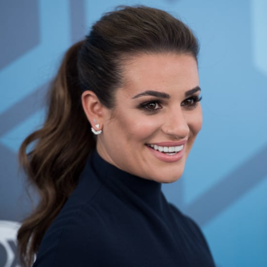 Lea Michele Lifestyle Interview