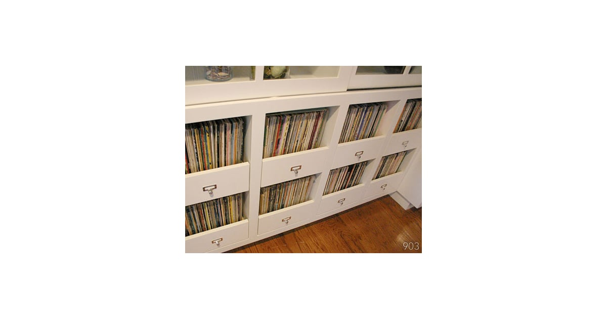 Cool Idea Grown Up Record Collection Popsugar Home