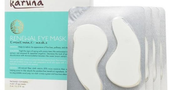 The Best Eye Masks To Target Bags, Puffiness And Dark Circles