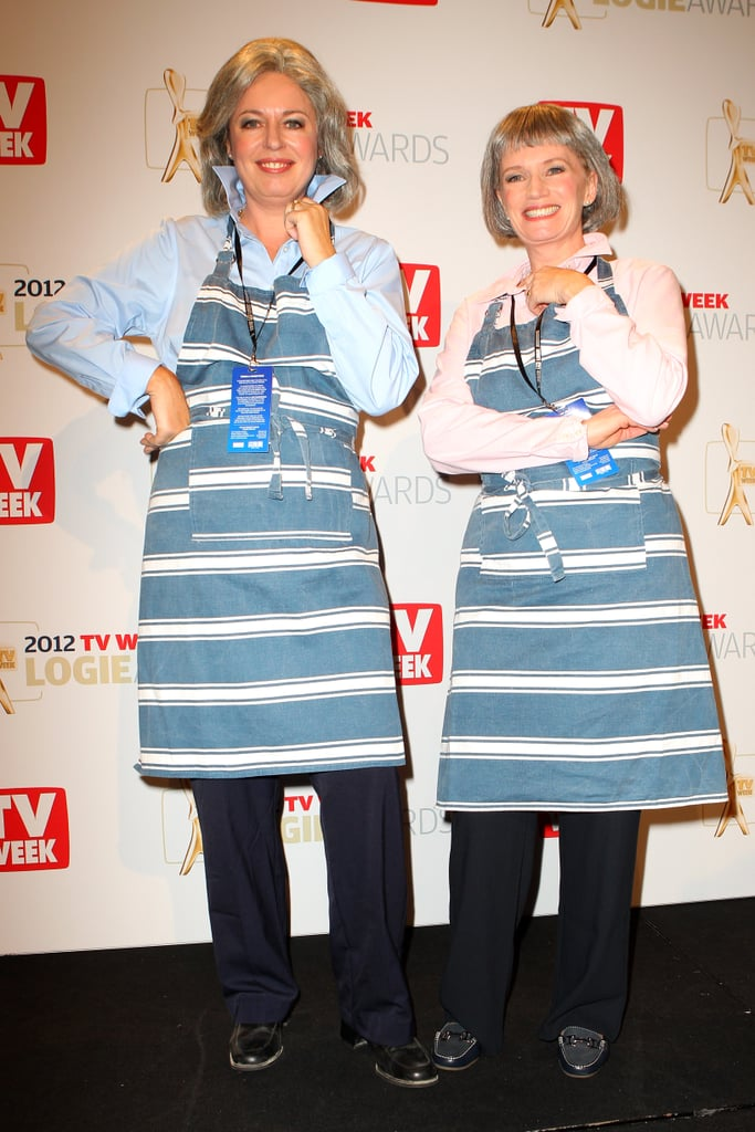 Prue and Trude