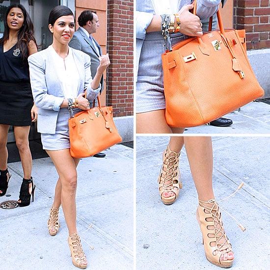 Kourtney Kardashian Wears a Summer Suit: Get Her Look 2011-06-28 10:58:44