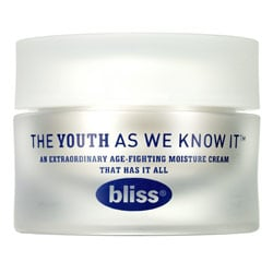 Monday Giveaway! Bliss The Youth As We Know It Moisture Cream