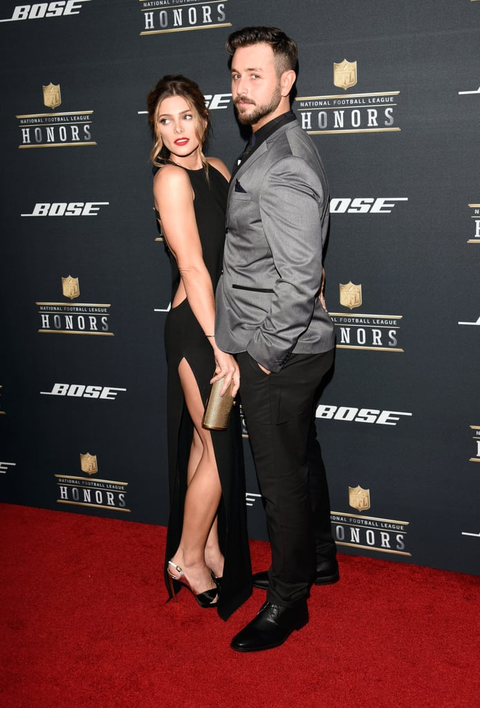 Pictured: Ashley Greene and Paul Khoury