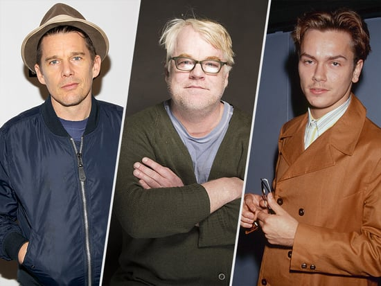 Ethan Hawke Remembers Working with River Phoenix and Philip Seymour Hoffman: 'It's Been a Hard Loss'