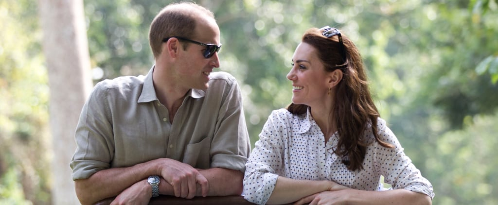 Prince William and Kate Middleton's Year in Pictures