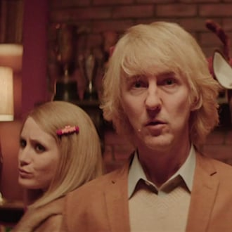 SNL Wes Anderson Horror Movie Sketch