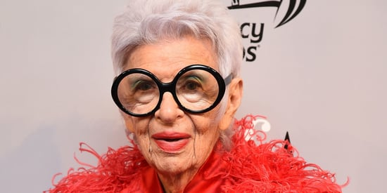 Iris Apfel Will Launch New Fashion Line (And Emojis!) With Macy's