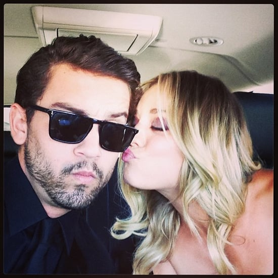 Kaley Cuoco and Ryan Sweeting Instagram