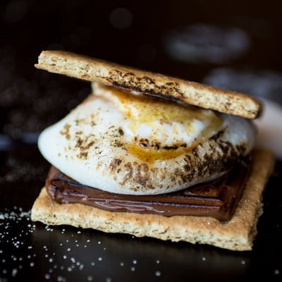 S'mores With Mochi