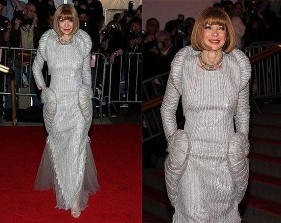 The Met's Costume Institute Gala: Anna Wintour