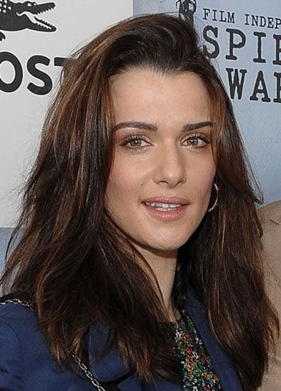 Rachel Weisz at the 2009 Independent Spirit Awards