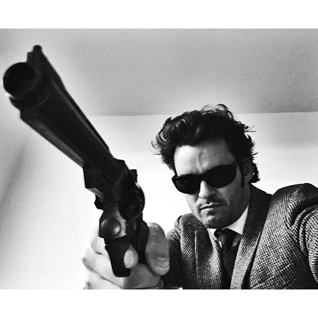Austin Nichols as Dirty Harry