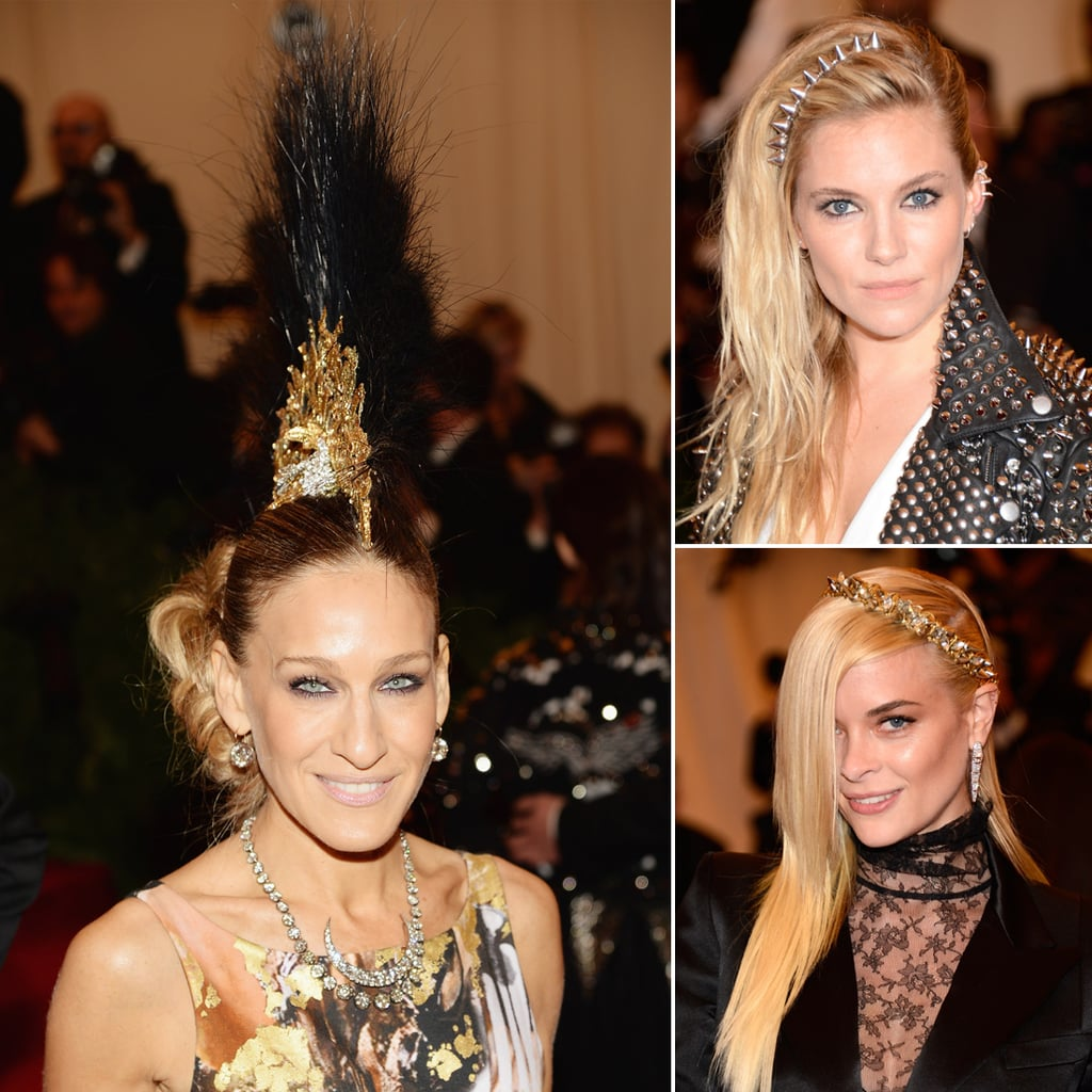 The Best Hair Accessories From the Met Gala