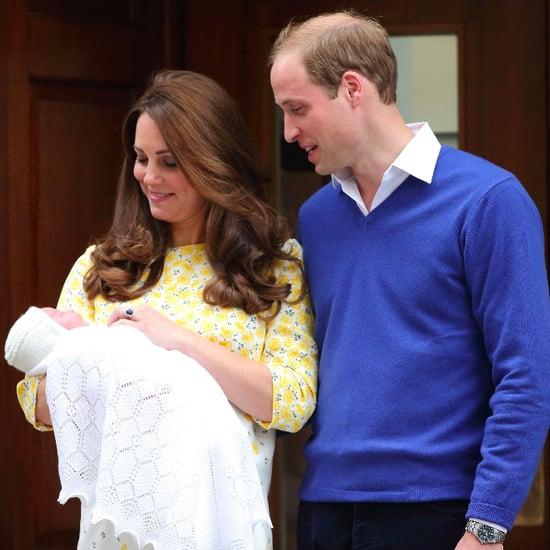 Princess Charlotte Elizabeth Diana Name Meanings