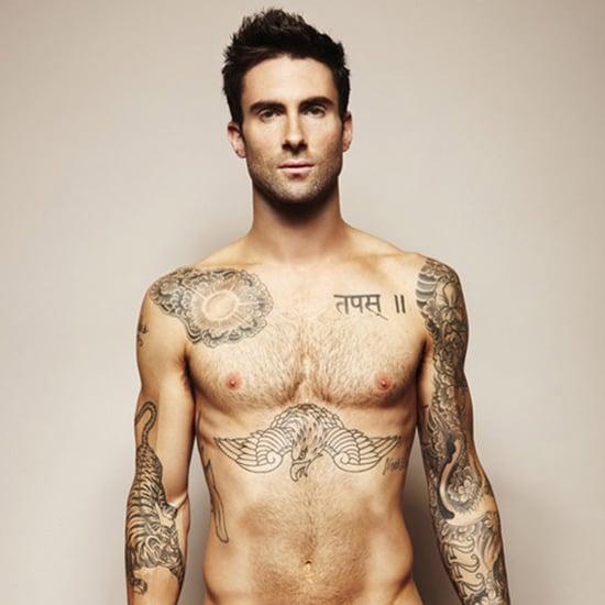 Adam Levine Hot Pictures