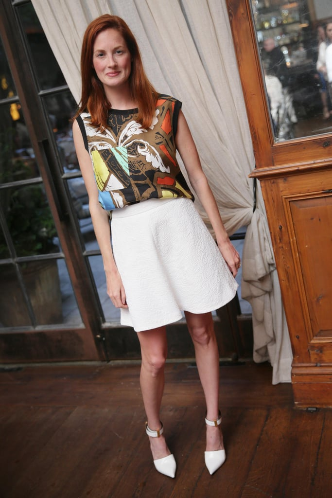 Taylor Tomasi Hill at the Chloe dinner celebrating its SoHo boutique in New York.  Photo courtesy of David X Prutting/BFAnyc.com