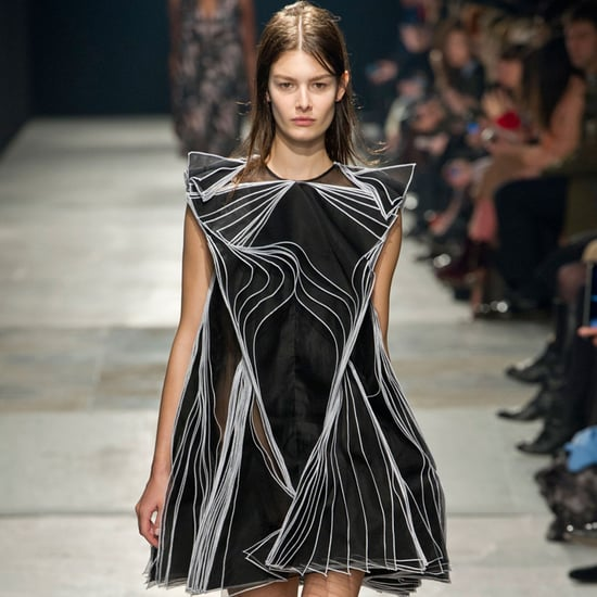 Christopher Kane Fall 2014 Runway Show | London Fashion Week