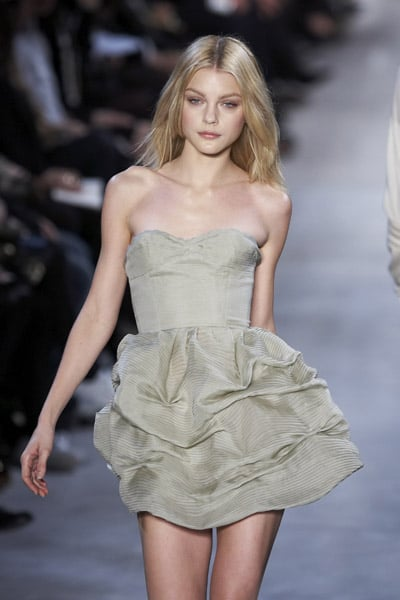 Paris Fashion Week, Fall 2007: Stella McCartney
