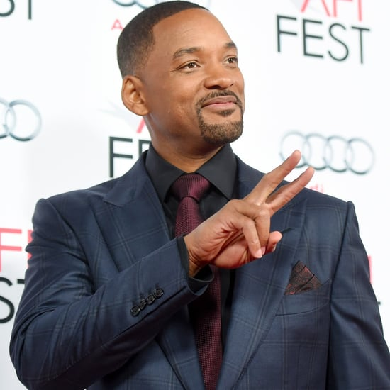 Will Smith at Concussion LA Premiere Pictures