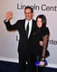 Jerry Seinfeld and Jessica Seinfeld waved at an event in NYC.