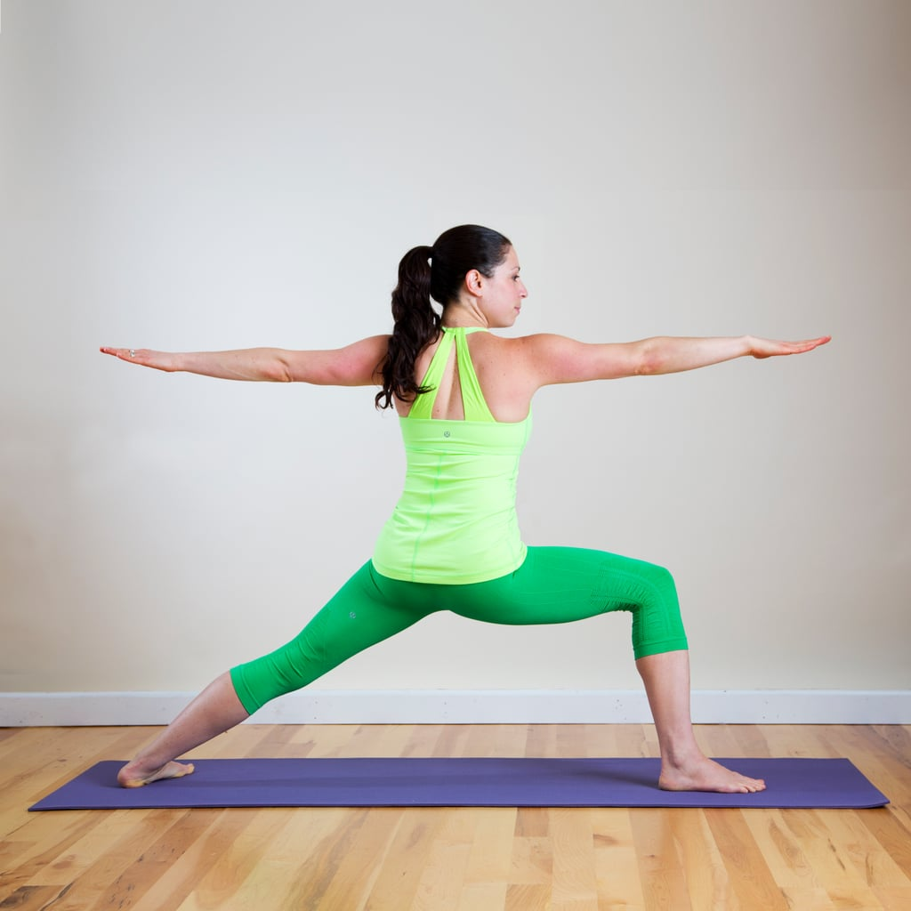 Beginner Yoga Poses to Tone Legs, Belly, and Arms ...
