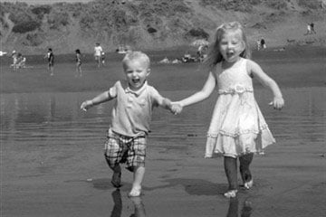 Family Ties: Letting Kids Figure It Out