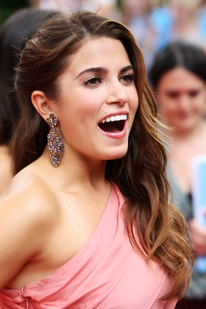 Nikki Reed at Eclipse London Premiere