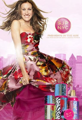 Sarah Jessica Parker Interview For SJP in NYC