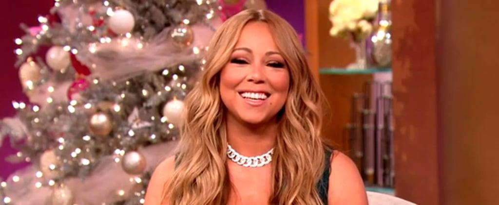 "Mariah Carey Gushes Over Her Boyfriend, James Packer: ""I'm Lucky"""