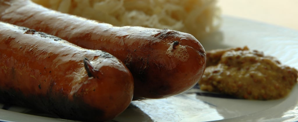 The Disgusting Reason Trader Joe's Has Recalled Sweet Apple Chicken Sausage