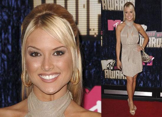 MTV Video Music Awards: Tara Conner